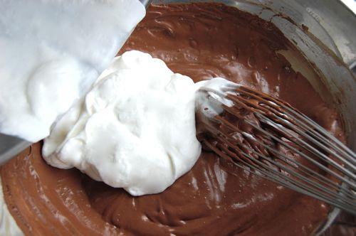 Крем для торта сметана и шоколад
